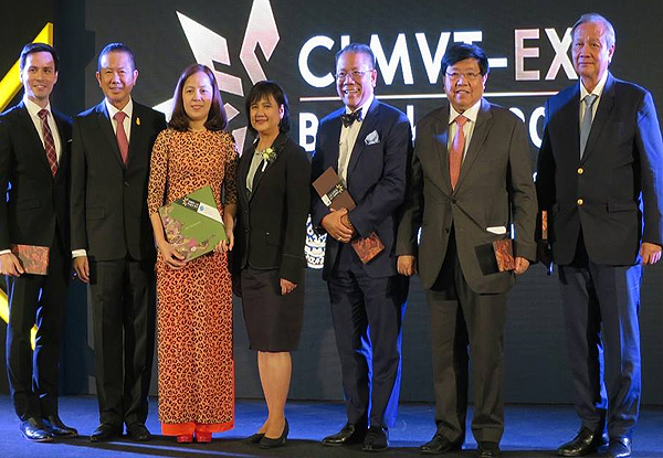ร่วมงานสัมมนา CLMVT Executive Program on New Economy (CLMVT-EXP)