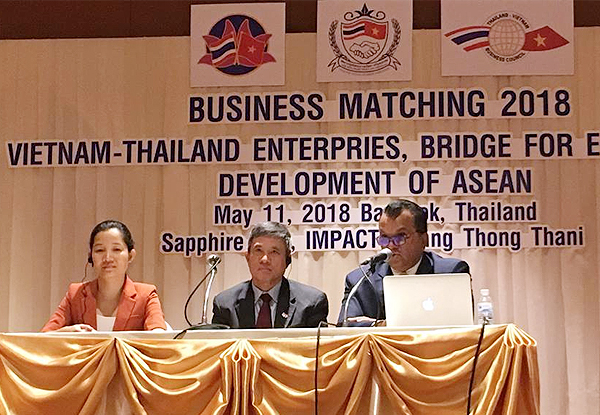 Ю╒ИрцХга╨ццбрбЦ╧╖р╧ Vietnam-Thailand Enterprises, Bridge for Economic