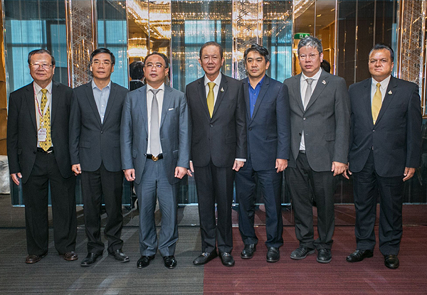 ��û�Ъ�� ACMECS Joint Business Council Meeting ���駷�� 2/2019